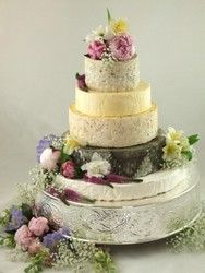 House of Cheese Cheese Wedding Cakes and Party Cakes