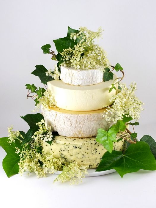 Cheese Wedding Cake or Tower to feed 70-105 Amanda